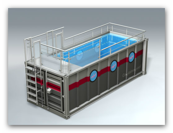 Now Every Time I See A Shipping Container I See A Swimming Pool Brett Francis